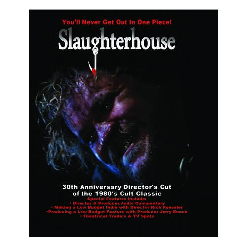 Slaughterhouse: 30th Anniversary Director's Cut BD-25 889290247780