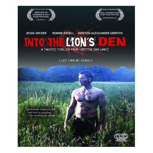 Into the Lion's Den(BD) BD-25 889290453877