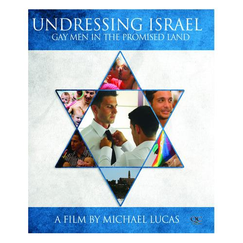 Undressing Israel: Gay Men in the Promised Land(BD) BD-25 889290459961