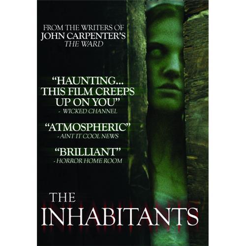 The Inhabitants DVD-5 889290460639