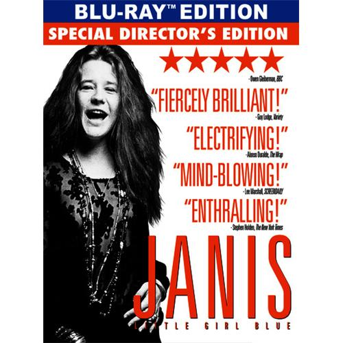 Janis: Little Girl Blue - Special Director's Edition(BD) BD-50 889290598202