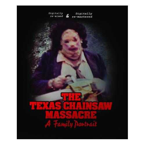 Texas Chainsaw Massacre: A Family Portrait(BD) BD-25 889290600523