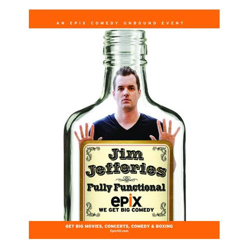 Jim Jefferies: Fully Functional(BD) BD-25 889290604477