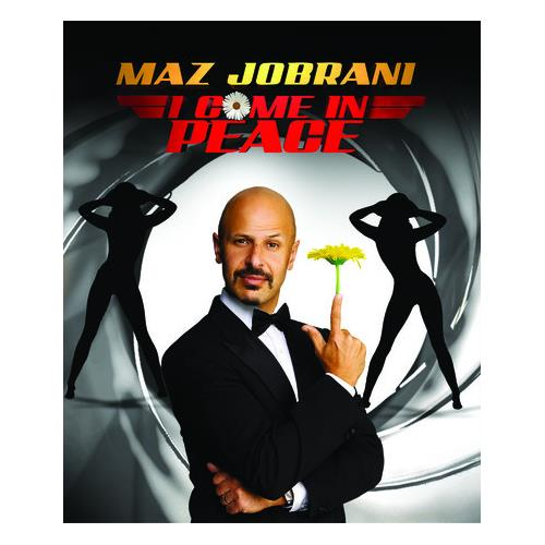 Maz Jobrani: I Come in Peace(BD) BD-25 889290604491