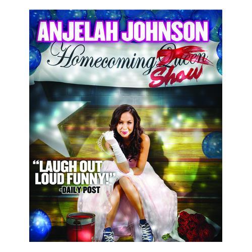 Anjelah Johnson: The Homecoming Show(BD) BD-25 889290604514