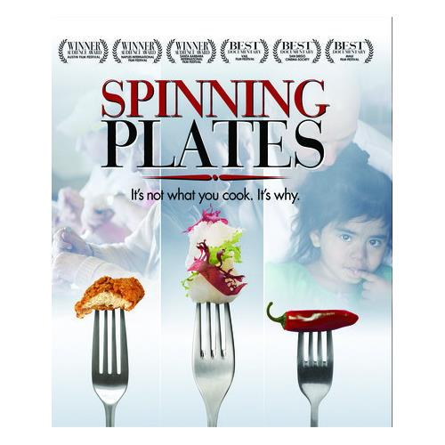 Spinning Plates(BD) BD-25 889290604545