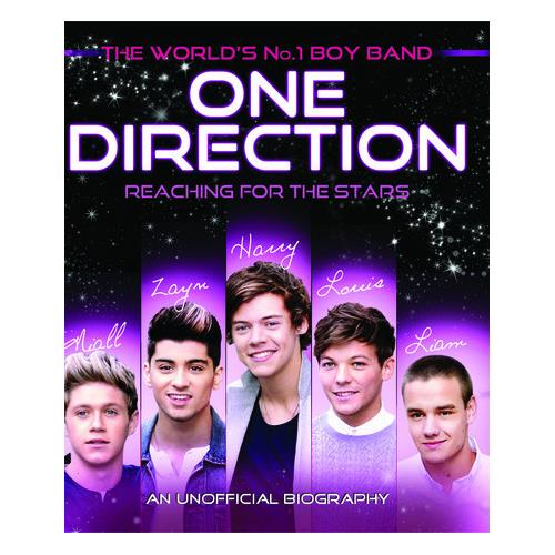 One Direction: Reaching for the Stars(BD) BD-25 889290605092