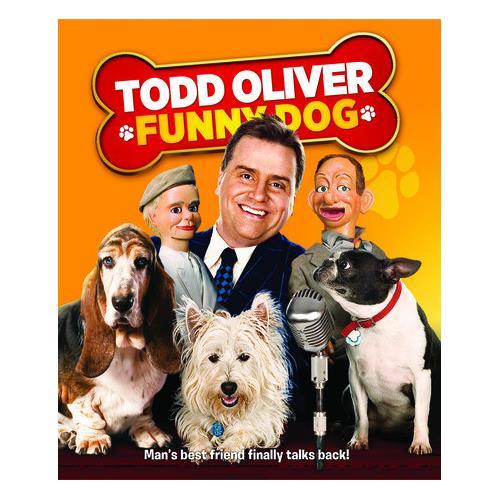 Todd Oliver: Funny Dog(BD) BD-25 889290605122