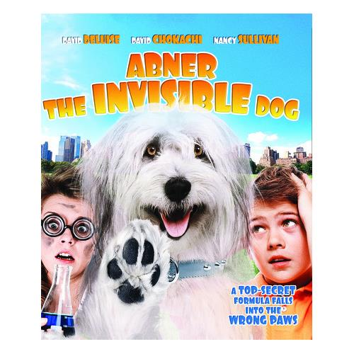 Abner the Invisible Dog(BD) BD-25 889290605177