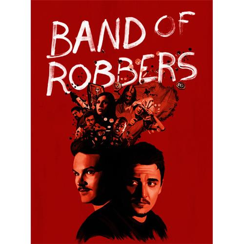 Band of Robbers DVD-9 889290611284
