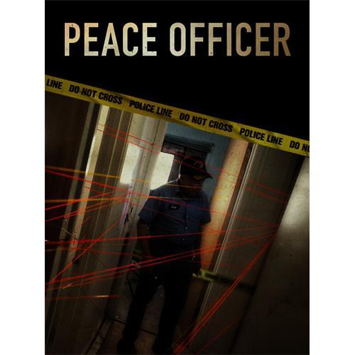 Peace Officer DVD-9 889290611291