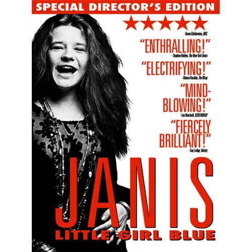 Janis: Little Girl Blue - Special Director's Edition DVD-9 889290616616