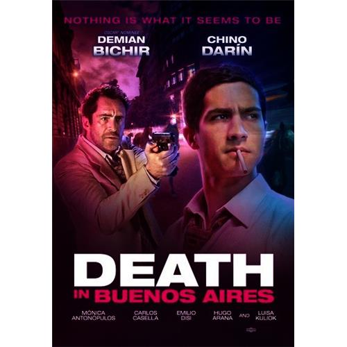 Death in Buenos Aires DVD-9 889290632678