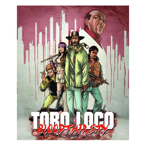 Toro Loco - Bloodthirsty BD-25 889290632685