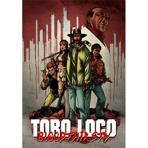 Toro Loco - Bloodthirsty DVD-5 889290632821