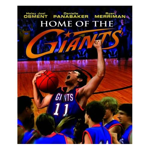 Home of the Giants (BD) BD-25 889290727978
