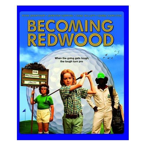 Becoming Redwood (BD) BD25 889290728029