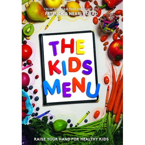The Kids Menu DVD-5 889290730060