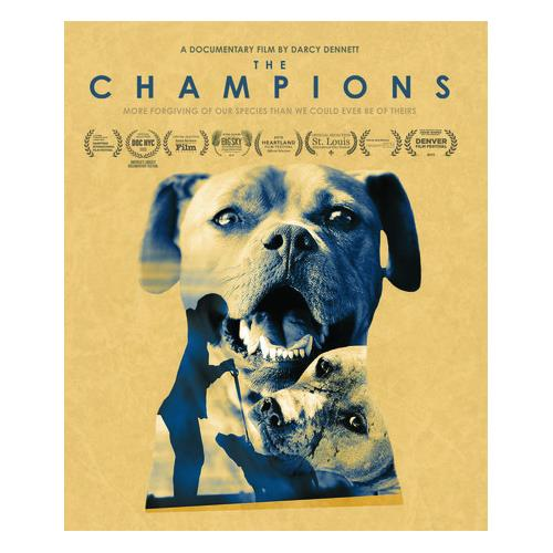 The Champions (BD) BD-50 889290842978