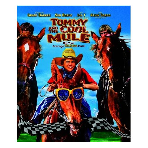 Tommy and the Cool Mule (BD) BD25 889290871787