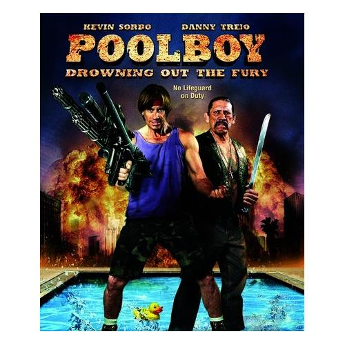 Poolboy: Drowning Out the Fury (BD) BD-25 889290871794