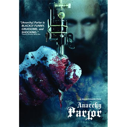 Anarchy Parlor DVD-9 889290890641