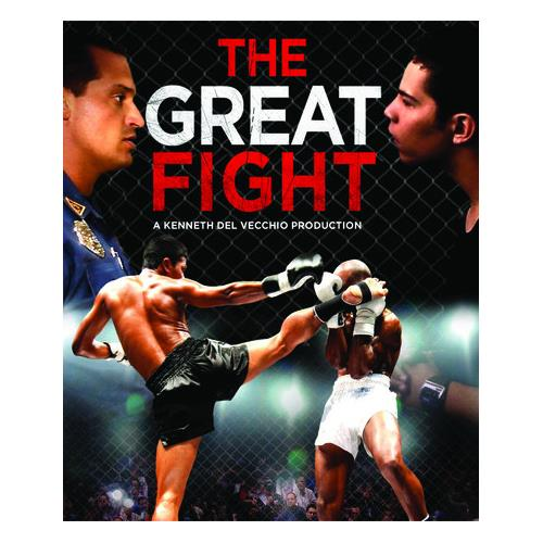 The Great Fight BD-25 889290920737