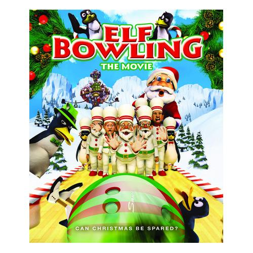 Elf Bowling: The Movie BD-25 889290920751