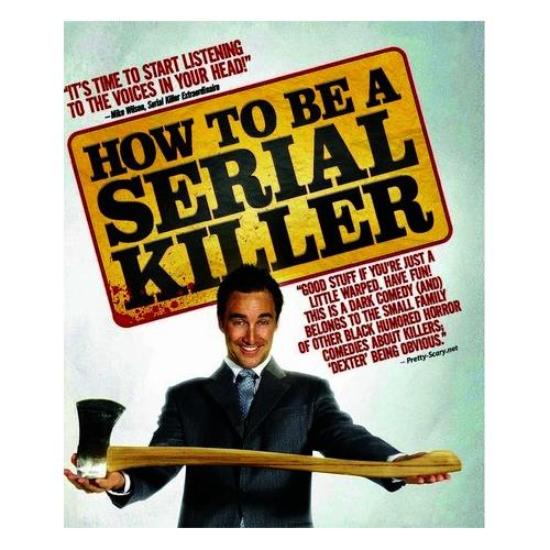 How to Be a Serial Killer (BD) BD-25 889290921512