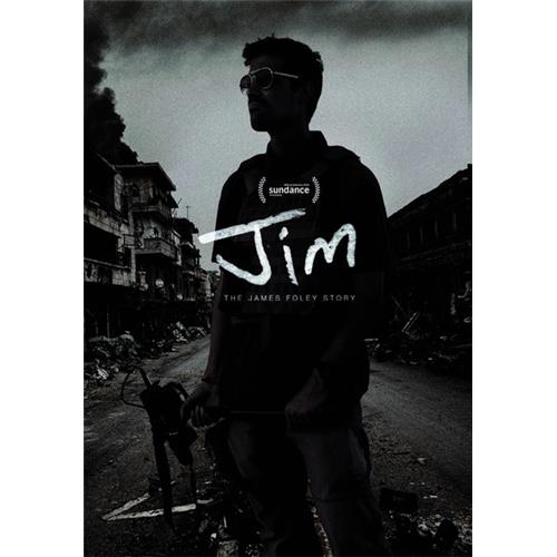 Jim: The James Foley Story DVD5 889290931276