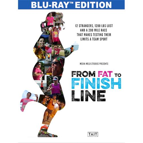 From Fat to Finish Line (BD) BD-25 889290942883