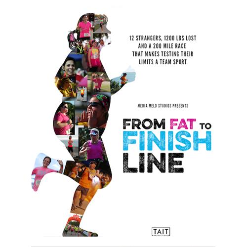From Fat to Finish Line DVD-5 889290942920