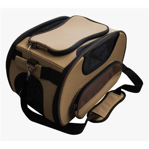 Airline Approved Sky-Max Modern Collapsible Pet Carrier,