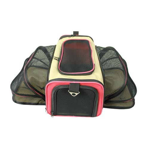 Pet Life Roomeo Folding Collapsible Airline Approved