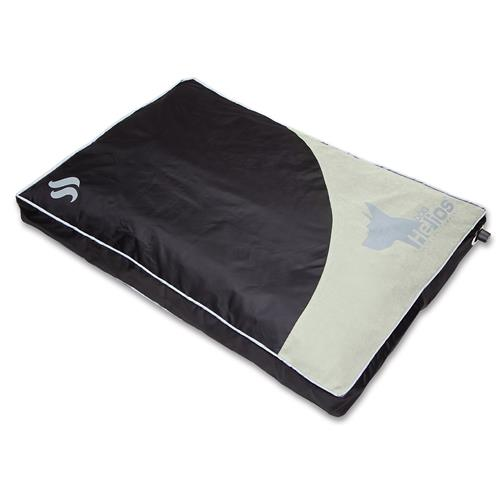 Dog Helios Aero-Inflatable Outdoor Camping Travel Waterproof Pet Dog Bed Mat, BLACK, Small