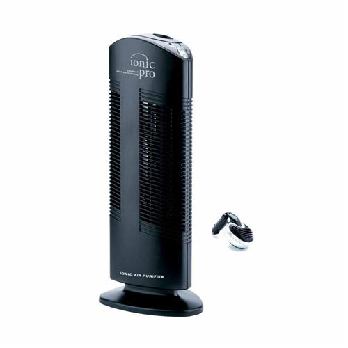 Ionic Pro CA200B Compact Air Purifier & Car Ionizer Value Pack