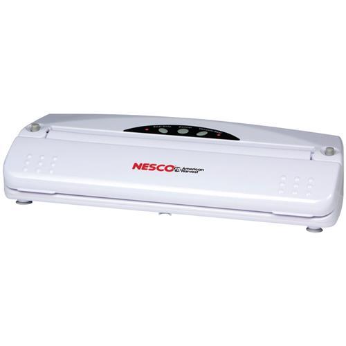 Nesco VS-01 White Vacuum Food Sealer