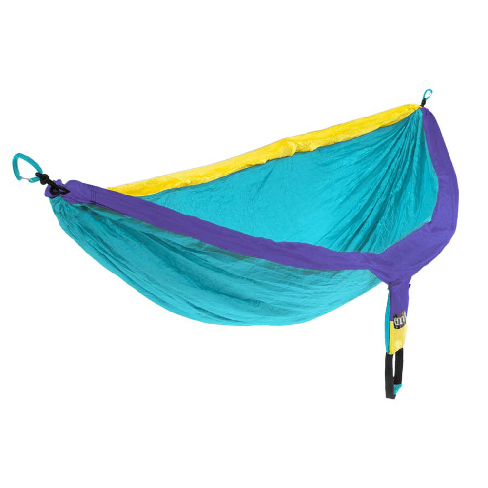 Eno Double Nest Hammock Retro Tri Version 2 Two Person New