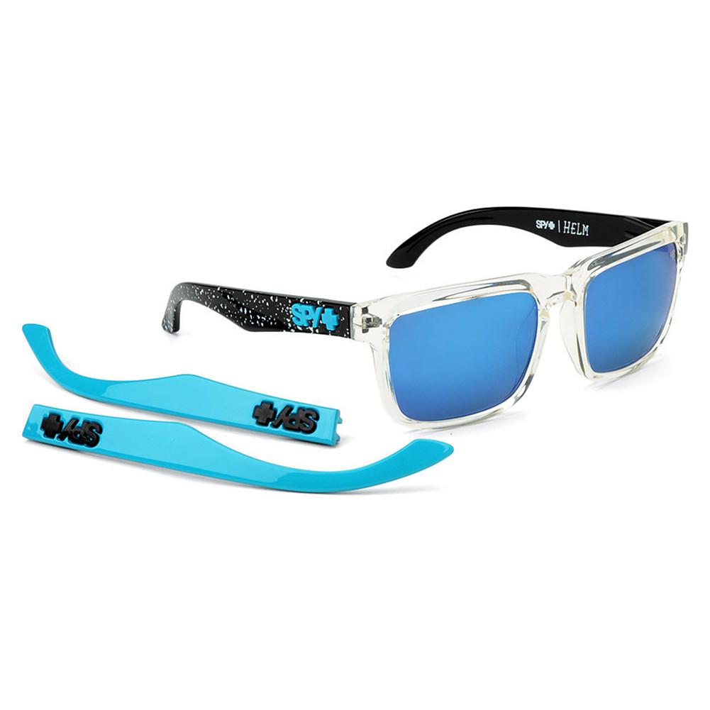 0ae76f7564 Spy Sunglasses Helm Ken Block Livery Black Sunglasses - Bitterroot ...