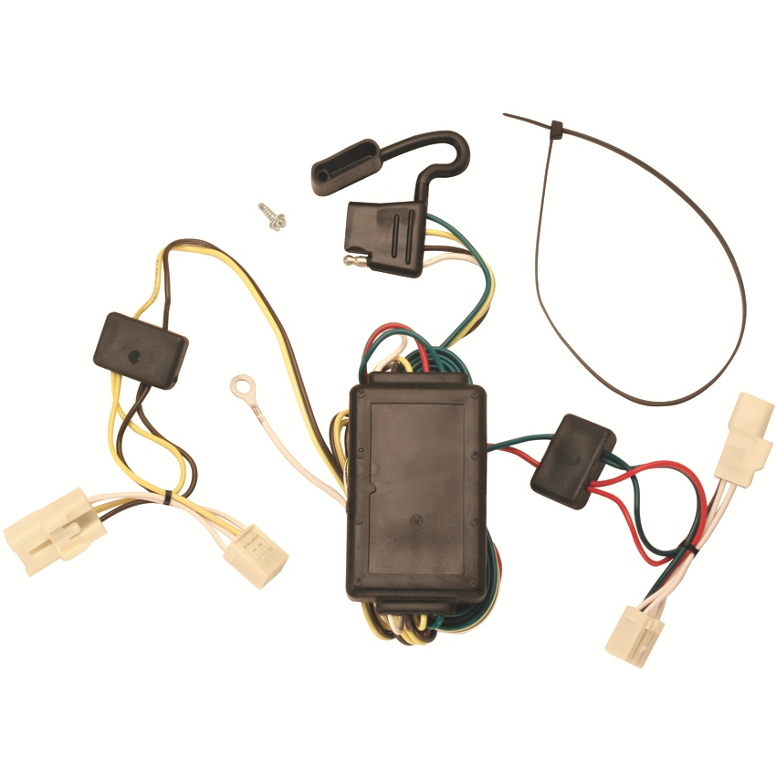toyota highlander trailer wiring harness toyota rav4 trailer wiring harness 118389 t-one trailer hitch wiring harness toyota rav4 2001 ...