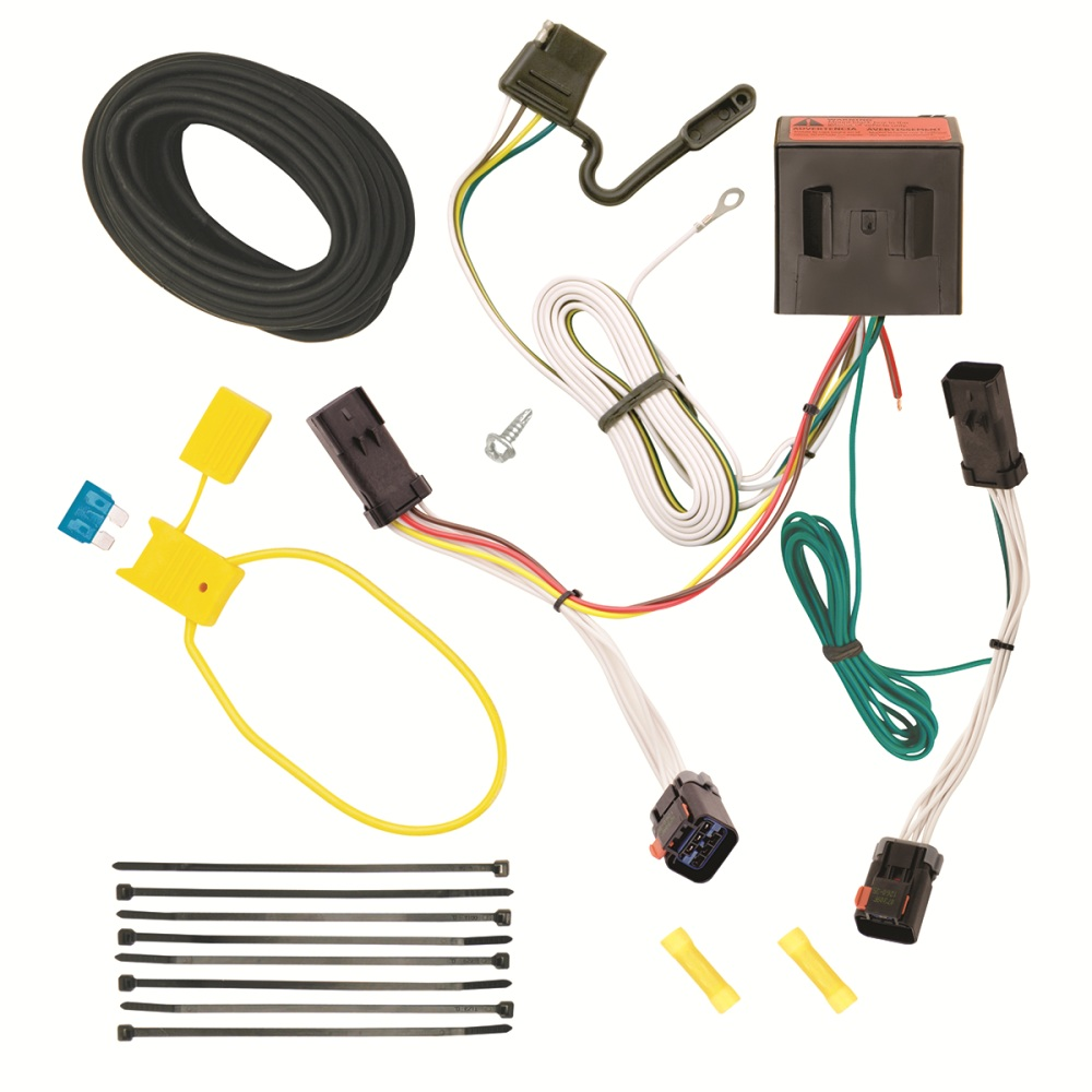 Trailer Hitch Wiring Most Uptodate Diagram Info Electrical Wire Harness Testers 118524 T One Jeep Liberty Kit Tester