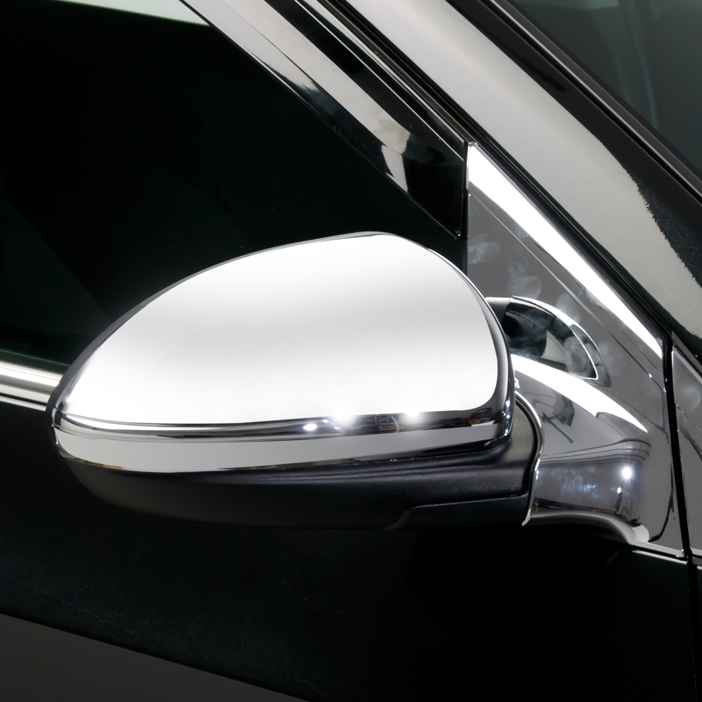 400595 Putco Chrome Mirror Covers Chevy Cruze 2011 2016 Ebay