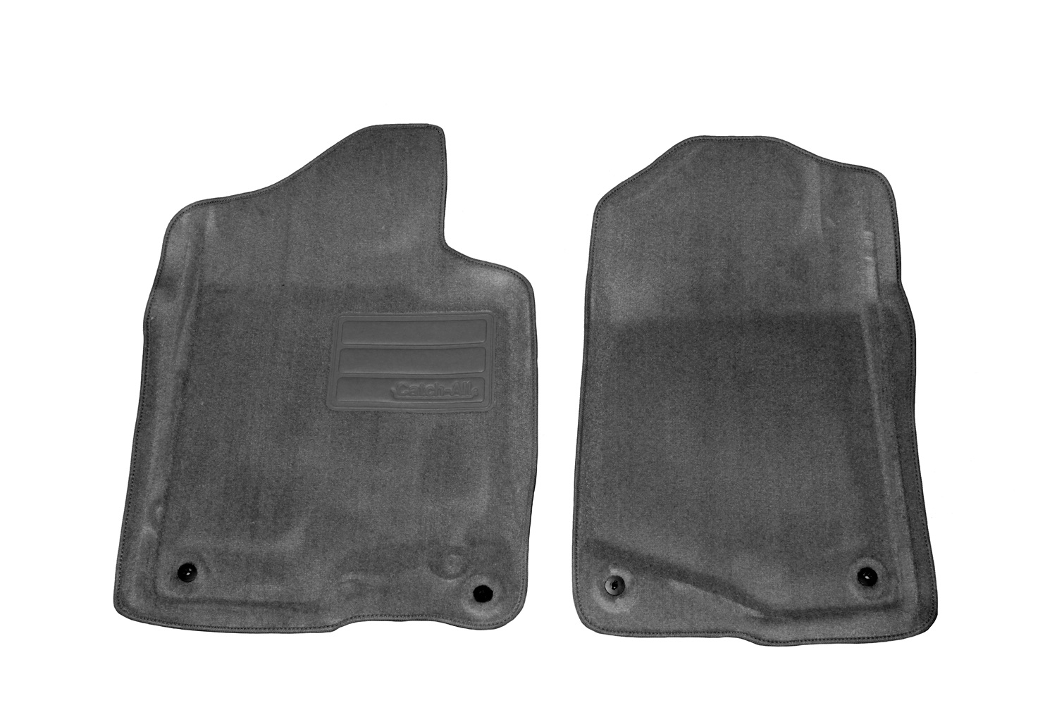 609561 Lund Catch All Black Carpet Floor Mats Front For