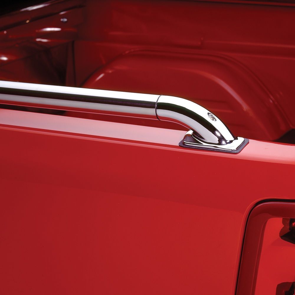 59862 Putco Ssr Locker Side Bed Rails Dodge Ram 5 7 Quot Bed