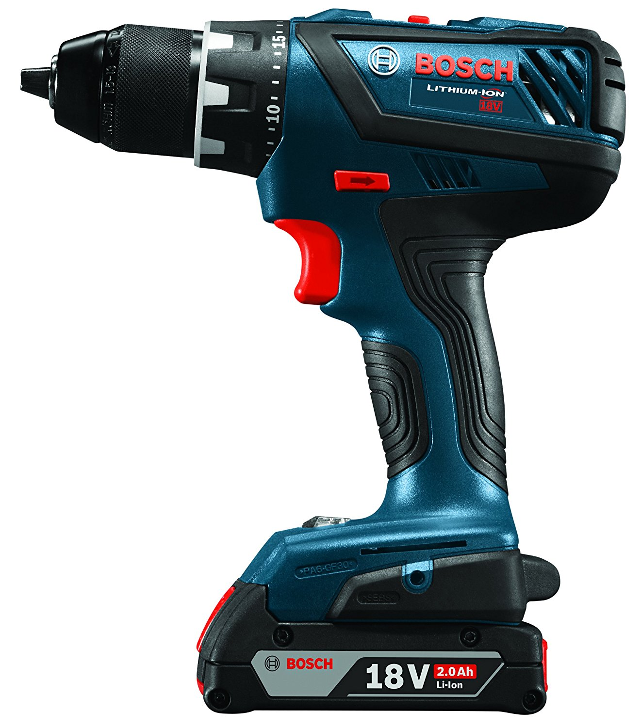 bosch clpk232a 181 18v lithium ion cordless two tool 18 volt combo kit ebay. Black Bedroom Furniture Sets. Home Design Ideas