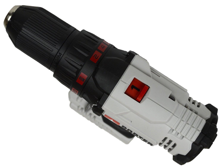 PORTER CABLE PCC601 Max 20 Volt Lithium Ion Cordless 1/2