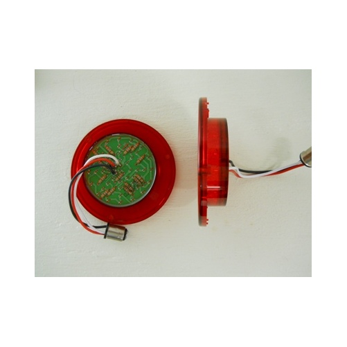 1958 chevy tail light wiring 1958 1959 chevy truck fleetside red 41 led brake stopturn signal  1958 1959 chevy truck fleetside red
