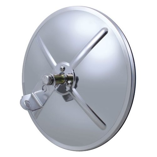 2 8 5 Quot Round Convex Truck Semi Mirrors Stainless Steel
