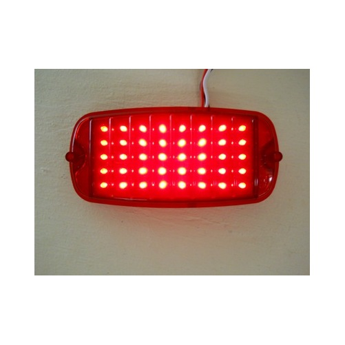 1960 - 1966 chevy truck fleetside led stopturn tail lights ... 1966 chevy tail light diagram 2001 chevy tail light wiring