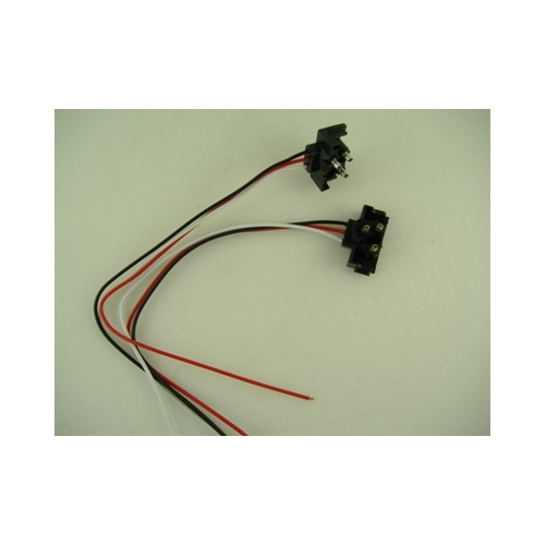 84 chevy pickup tail light wiring diagram reverse light (2) wire plugs for truck trailer led brake stop turn tail ... 2wire tail light wiring